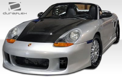 Porsche Boxster Maston Duraflex Full 7 Pcs Body Kit 1997-2004