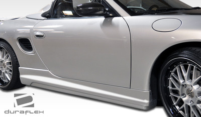 Porsche Boxster Maston Duraflex Side Skirts Body Kit 1997-2004