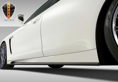 Porsche Panamera Eros Version 4 Duraflex Side Skirts Body Kit 2010-2015