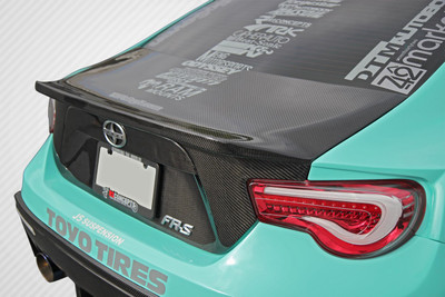 Scion FR-S 86-R Carbon Fiber Creations Body Kit-Trunk/Hatch 2013-2015