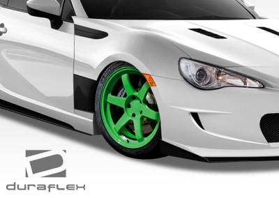 Scion FR-S GT Concept Duraflex Body Kit- Fenders 2013-2015