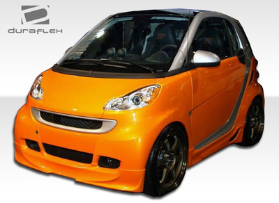 Smart ForTwo FX Duraflex Full Body Kit 2008-2015