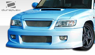 Subaru Forester L-Sport Duraflex Front Body Kit Bumper 1998-2002