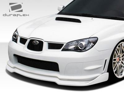Subaru Impreza 4DR C-Speed 2 Duraflex Front Bumper Lip Body Kit 2006-2007