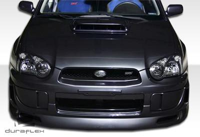 Subaru Impreza 4DR C-Speed Duraflex Front Bumper Lip Body Kit 2004-2005