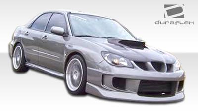 Subaru Impreza 4DR C-Speed Duraflex Full Body Kit 2006-2007