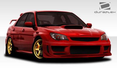 Subaru Impreza 4DR Harmon Duraflex Full Body Kit 2006-2007