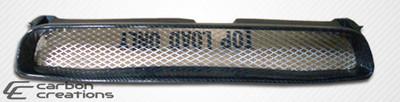Subaru Impreza 4DR OEM Carbon Fiber Creations Grille 2004-2005