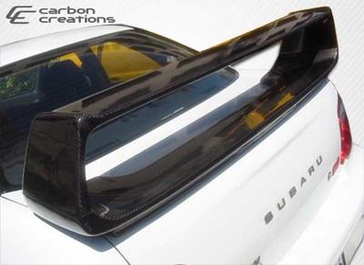 Subaru Impreza 4DR STI Look Carbon Fiber Body Kit-Wing/Spoiler 2002-2007