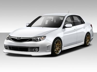 Subaru Impreza 4DR STI Look Duraflex Full Body Kit 2008-2011