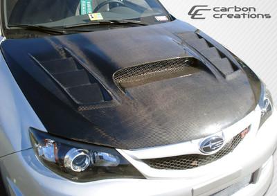 Subaru Impreza GT Concept Carbon Fiber Creations Body Kit- Hood 2008-2014