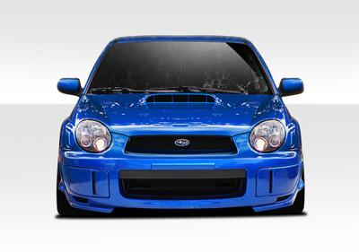 Subaru Impreza STI Look Duraflex Front Body Kit Bumper 2002-2003