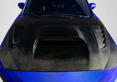Subaru WRX NBR Concept Carbon Fiber Creations Body Kit- Hood 2015-2015