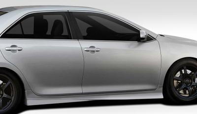 Toyota Camry Racer Duraflex Side Skirts Body Kit 2012-2014