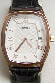 Fossil Mens Watch FS4739 Ansel Dress Wristwatch