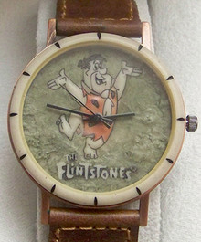 Fossil Fred Flintstone Watch Limited Editon Collector's Watch Li1040X