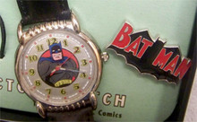 Fossil Batman Watch Set Vintage No. 1 Collectible wristwatch Li1034