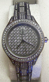 JLO Grey Glitz Watch FMDJL309 Fossil Jennifer Lopez Fashion wristwatch