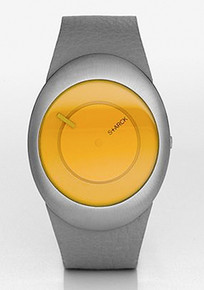 Fossil Philippe Starck watch PH6002 Palindrome Two Hand