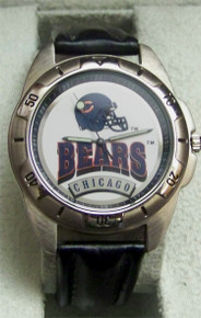 Chicago Bears Fossil Watch Vingatge Mens Collectible 1995