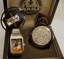 Fossil Star Wars Watch 25th Anniversary wristwatch Set Li2057 New Hope