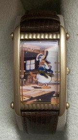 Donald Duck Disney Classics Watch 1934 Walt Disney Film  Collectible
