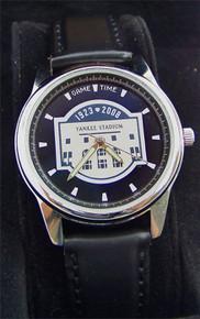 Yankee Stadium Watch Final Season Commemorative LE Wristwatch Black