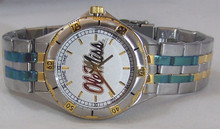 Ole Miss Rebels Watch Mens Gold Logo Game Time General Managers