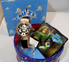Buzz Lightyear Fossil Watch Toy Story LE Collectors Watch  Set Li-1411