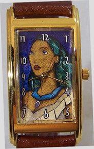 Pocahontas Watch Sweda Disney Eyes and Ears Limited Edition Case