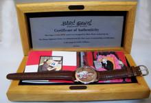 Cruella de Vil Watch Disney Artists Signature Series Lmt Ed Wristwatch
