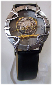 Harry Potter Watch Triwizard Tournament Goblet of Fire Wristwatch Set
