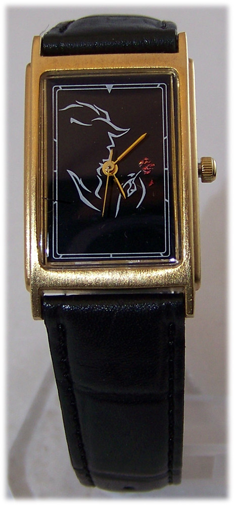 Beauty And The Beast Watch Broadway Musical Black LE