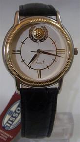 Fossil Golfer Watch Vintage Golf theme mens wristwatch SE-1004