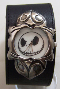 Nightmare Before Christmas Watch Jack Skellington Light Up Watch