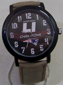 New England Patriots Super Bowl LI Watch Game Time Throw Back GameTime