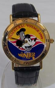 Steamboat Willie Watch Disney Wonder Inaugural Cruise Artist Series