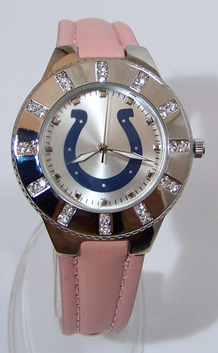 Indianapolis Colts Womens Watch Avon 2008 Release Glitz