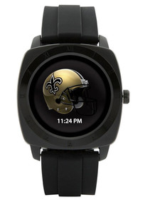New Orleans Saints SmartWatch Game Time Licensed NFL Smart Watch NEW