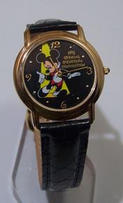 Walt Disney Mickey Mouse Watch 1995 Disneyana Convention Wristwatch