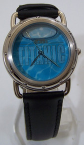 Titanic Movie Watch VHS Movie Release Novelty Wristwatch with Water