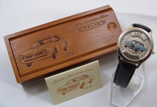 67 Pontiac GTO Car Watch Fossil Relic 1967 Classic Novelty Wristwatch