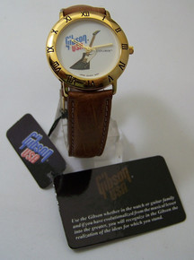 Gibson Explorer Guitar Watch Gibson USA 1996 Collectors Wristwatch New