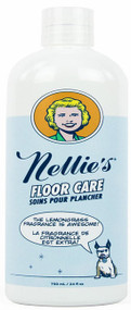 Specially formulated for our brand-new Nellie's WOW Mop, Nellie's Floor Care is a plant-based formula that removes stains and quickly tackles the toughest household dirt and odors – all with a hint of our signature lemongrass fragrance. Great for hardwood, tile, ceramic and more.