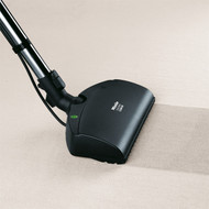 The SEB213-2 fits older models using a power supply cord that connect the Powerbrush to the hose. Many Miele Red Star machines were sold with this unit. The powerbrush is extremely useful for deep cleaning rugs and carpets. Replacing your old SEB213 is preferable to repair in many cases.