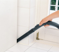 """Ideal for cleaning hard-to-reach nooks and crannies (11.8"""")."""