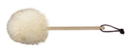"""The 8"""" Lambswool Duster is useful when dusting collectables and reaching into small places."""