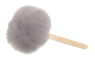 """5"""" Multi-Use Duster: Made of 1"""" premium wool, our Multi-Use Duster is specially designed to clean grooves in furniture, computer keyboards, vents, and louvres. It is also great when dusting trophies. You can't go wrong adding this dynamo, one-of-a-kind duster to your order."""