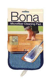 "MICROPLUS CLEANING PAD:  4""X15"" BLUE"