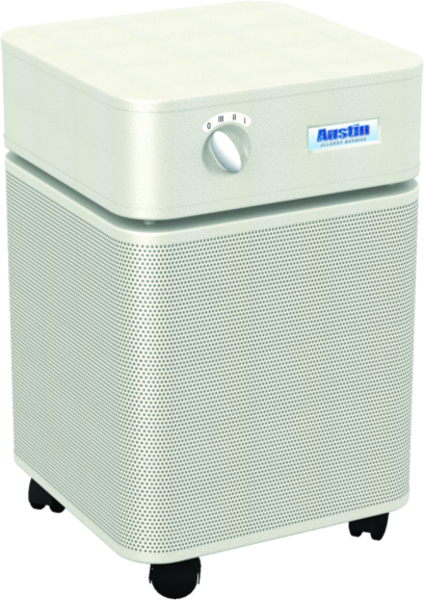 » HealthMate Plus™ - SANDSTONE Ultimate protection for people with chemical sensitivity. The Austin Air HealthMate+™ has been developed for people living in smaller spaces who are chemically sensitive and require the most comprehensive air cleaning solution.